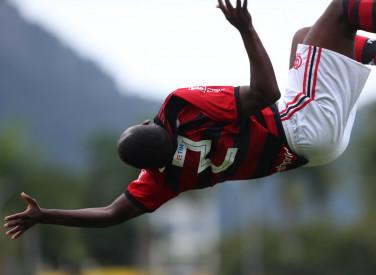 Flamengo x Coritiba - sub 20 - 15/08/2018