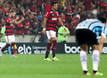 Flamengo x Grêmio - 15/08/2018