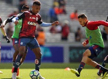 Atlético-PR x Flamengo - 19/08/2018