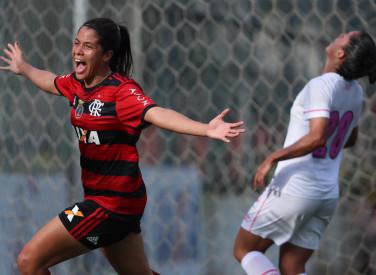 Flamengo x Santos - Feminino - 22/08/2018