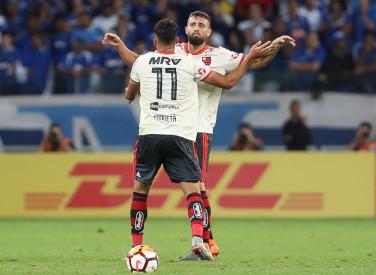 Cruzeiro x Flamengo - 29/08/2018