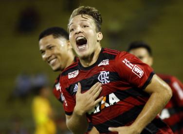 Flamengo x Vasco - Brasileirão Sub-20 - 30/08/2018