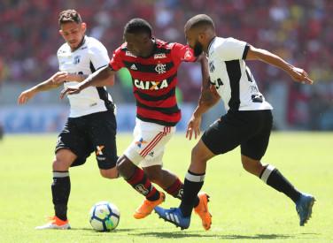 Flamengo x Ceará - 02/09/2018