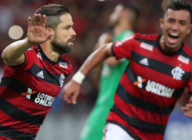 Flamengo x Chapecoense - 08/09/2018