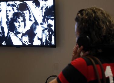 """Painéis - Exposição """"Flamengo: História de uma paixão"""""""