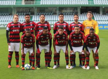 Coritiba x Flamengo - Brasileiro Sub-20 - 12/09/18