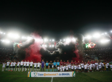 Flamengo x Corinthians - 12/09/2018