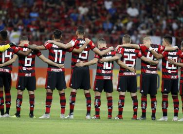 Vasco x Flamengo - 15/09/2018