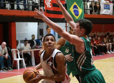 Liga de Desenvolvimento 2018 - Flamengo 65 x 57 Palmeiras