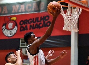 Liga de Desenvolvimento 2018 - Flamengo 72 x 59 Pinheiros
