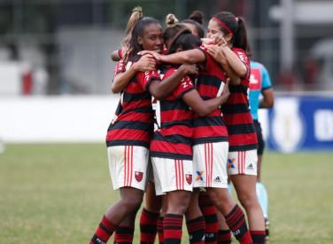 Flamengo/Marinha x Kindermann - Brasileirão Feminino - 19/09/2018