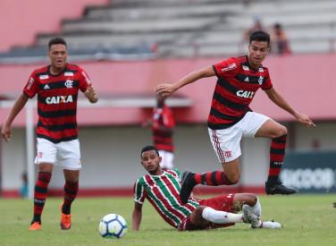 Flamengo x Fluminense - Sub 20 - 19/09/2018