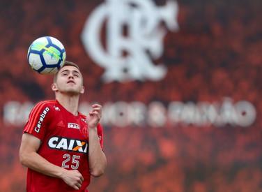 Treino do Flamengo - 21/09/2018