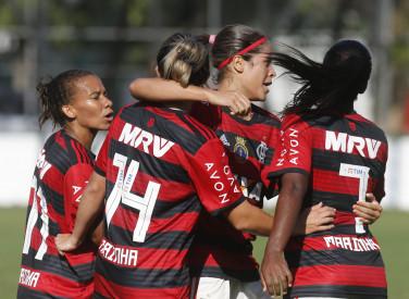Flamengo/Marinha x Corinthians - Brasileiro Feminino - 26/09/2018