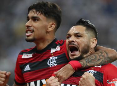Corinthians x Flamengo - 26/09/2018