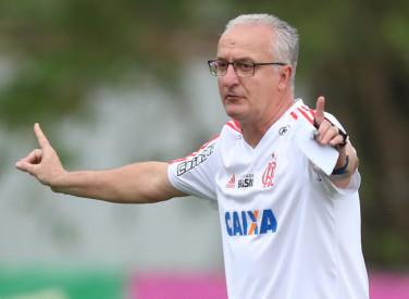 Treino do Flamengo - 01/10/2018
