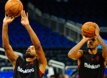 Flamengo x Orlando Magic - 05/10/1028