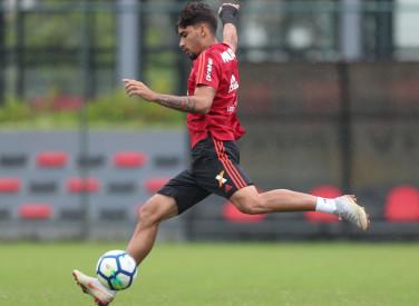 Treino do Flamengo - 08/10/2018