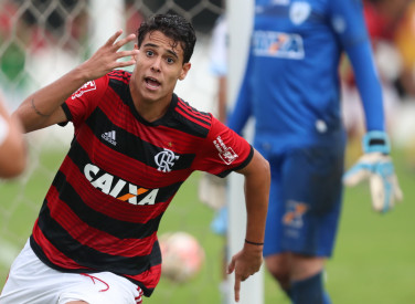 Flamengo x Londrina - Copa do Brasil - Sub-17 - 09/10/2018