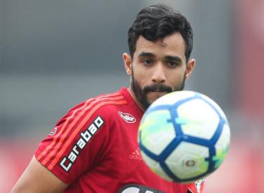 Treino do Flamengo - 12/10/2018