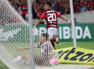 Flamengo x Fluminense - 13/10/2018