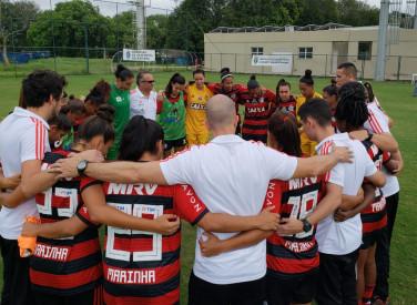 Flamengo/Marinha x Duque de Caxias - 14/10/2018
