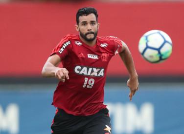 Treino do Flamengo.-20/10/2018