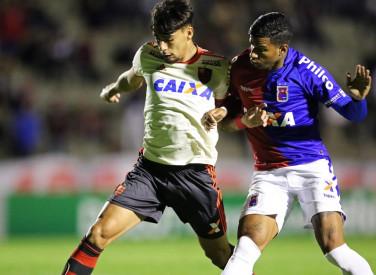 Paraná x Flamengo - Campeonato Brasileiro - 21/10/2018
