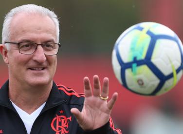 Treino do Flamengo - 26/10/2018