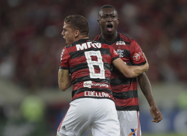 Flamengo x Palmeiras - 27/10/2018