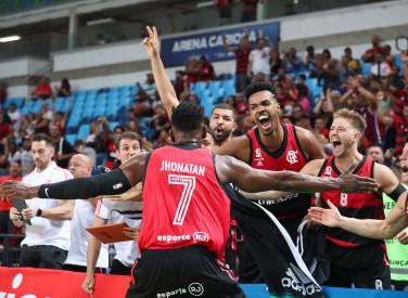 Flamengo x Mogi - 30/10/2018