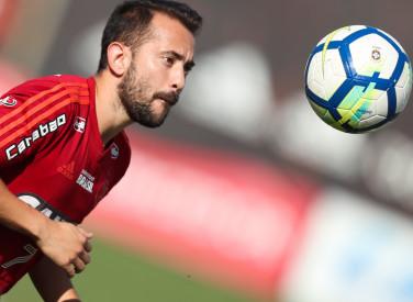 Treino do Flamengo - 31/10/2018