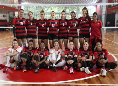 Flamengo x Sesc -05/11/2018