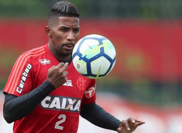 Treino do Flamengo - 07/11/2018