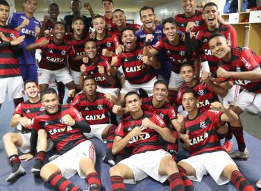 Flamengo x São Paulo - Sub 17 - 08/11/2018