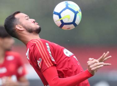 Treino do Flamengo - 09/11/2018