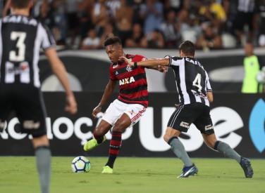 Flamengo x Botafogo - 10/11/2018