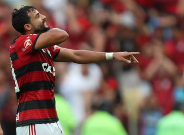 Flamengo x Santos - 15/11/2018