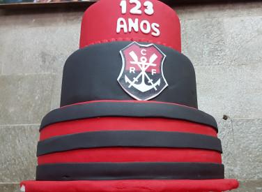 Aniversário do Flamengo de 123 anos - 15/11/2018