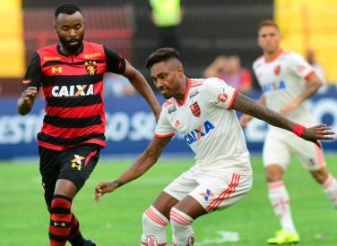 Sport x Flamengo - Campeonato Brasileiro - 18/11/2018