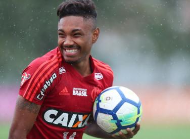 Treino do Flamengo - 20/11/2018
