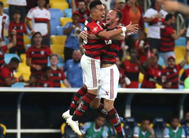 Flamengo x Grêmio - 21/11/2018