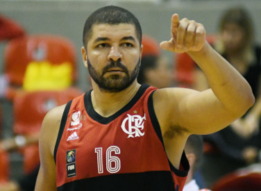 Flamengo x Minas Tênis Clube - Liga Sul-Americana