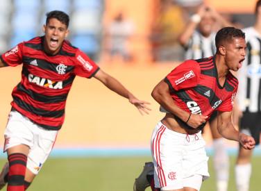 Flamengo x Santos - Copa do Brasil sub 17 - 22/11/2018
