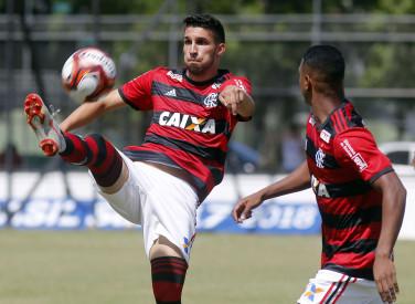 Flamengo x Fluminense - Final Torneio OPG - 23/11/2018