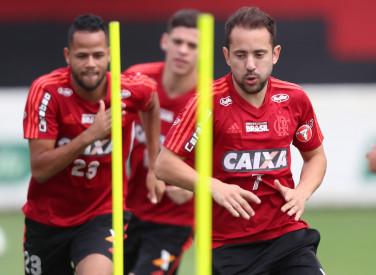 Treino do Flamengo - 28/11/2018