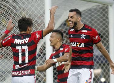 Flamengo x Atlético-PR - 01/12/2018 - Campeonato Brasileiro