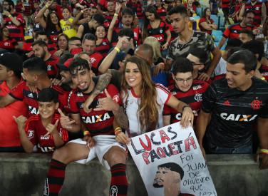 Flamengo x Atlético/PR - Paquetá - 01/12/2018