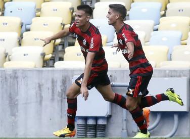 Copa do Brasil Sub-17 - Fluminense x Flamengo - Jogo 1 - 07/12/2019