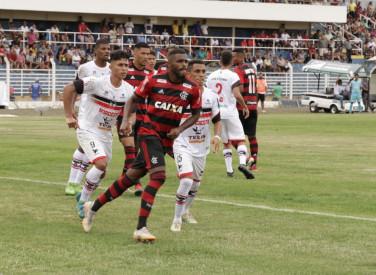 Flamengo x River-PI - Copa São Paulo - 03/01/2019